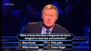 Who Wants To Be A Millionaire January 2002