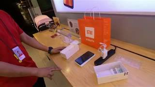 Xiaomi Redmi Note 9s Buying and store Unboxing screenshot 4