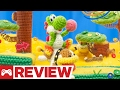 Poochy & Yoshi's Woolly World Review