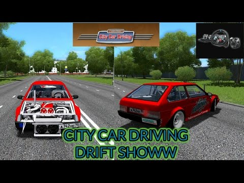 Drift Car City