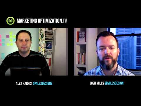 How Branding & Color Effect Conversion Optimization Improvements - Josh Miles
