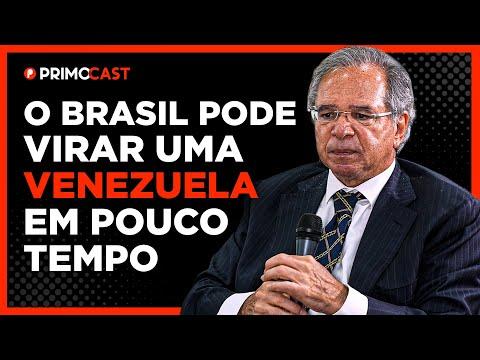 O QUE VAI ACONTECER COM O BRASIL? PAULO GUEDES EXPLICA | PrimoCast 112 - O Podcast do Primo Rico