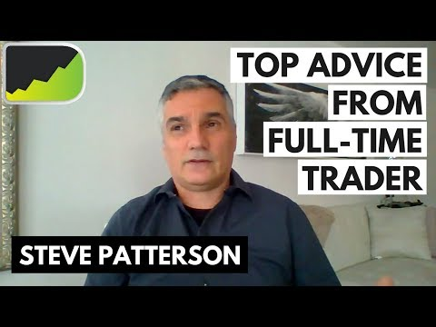 Professional Full-Time Forex & Stocks Trader Secrets (ft. Steve Patterson)