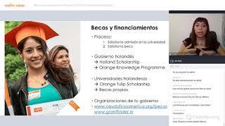Download Becas para estudiar en Holanda (OKP, OTS, Holland Scholarship)