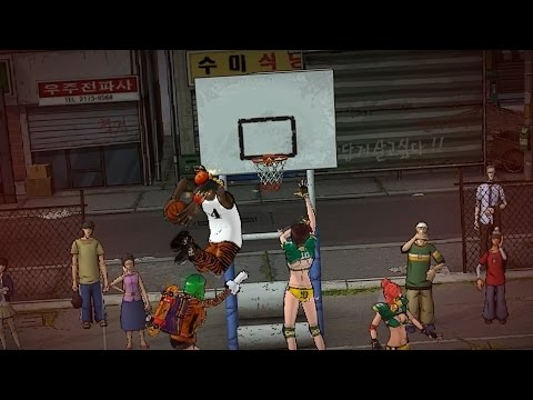 Freestyle online street basketball 2 - HIGHLIGHTS [1080p60FPS] ( Created by Coach )