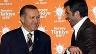 Halk-Recep Tayyip Erdogan Ali avaz alismisim bir kere Akp-Türküola Minareci-Ömer Almanyadan-12