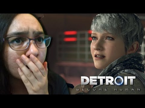 GHOSTS FROM THE PAST - Let's Play: Detroit: Become Human PS4 Gameplay Walkthrough Part 15