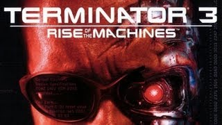 CGRundertow - TERMINATOR 3: RISE OF THE MACHINES for PlayStation 2 Video Game Review
