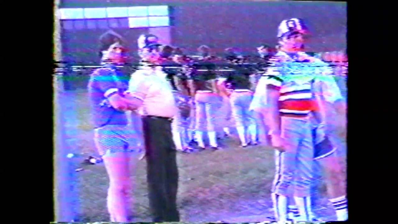 Barcomb's TV - Bowl Mart Lanes Men 1983