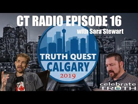 WHY DOES SEEKING TRUTH GET YOU IN HOT WATER? | CT Radio Show Episode #16 with Sara Stewart