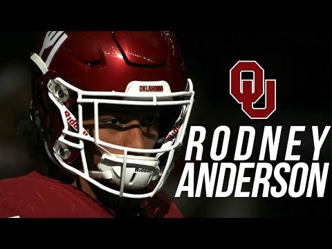 Rodney Anderson || DOMINANT || 2017-18 Oklahoma Highlights