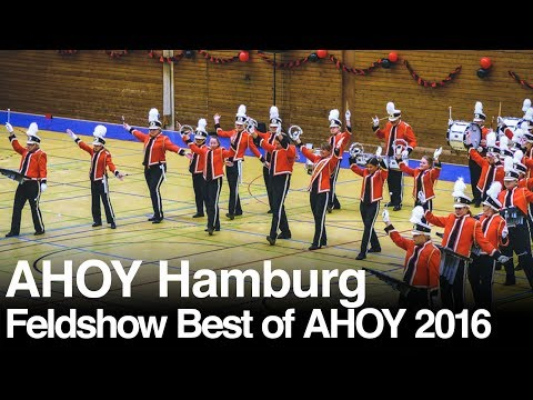 "Show- Musikkorps AHOY Hamburg – Feldshow ""BEST OF"" AHOY @ Faszination Musik 2016 Oldenburg"