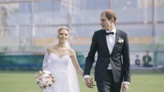 Аристократическая Свадьба Михаила и Виктории 23 сентября 2016 года