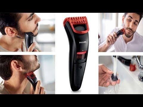 QT4011 Philips Pro Skin Advanced Beard Trimmer With Hair Clipper (Shaver Shop Bangladesh)