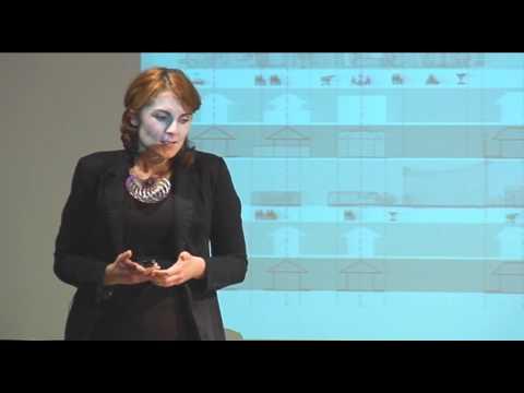 The city as a palimpsest: Aleksandra Shekutkovska at TEDxSkopje City 2.0