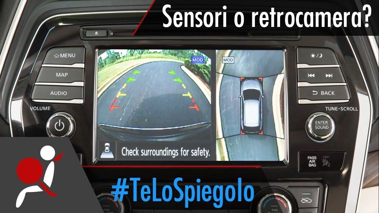 Come installare i sensori di parcheggio sull'auto [GUIDA]