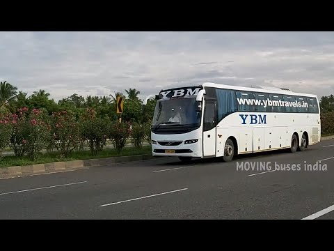 30 high speed  Volvo scania benz  Leyland  buses high  speed in coimbatore.