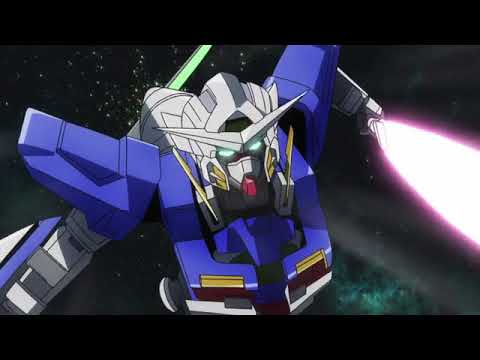 MOBILE SUIT GUNDAM 00 Start Streaming from Oct.2nd