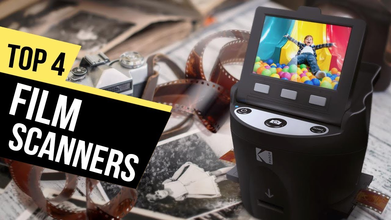 4 Best Film Scanners 2018 Reviews Youtube