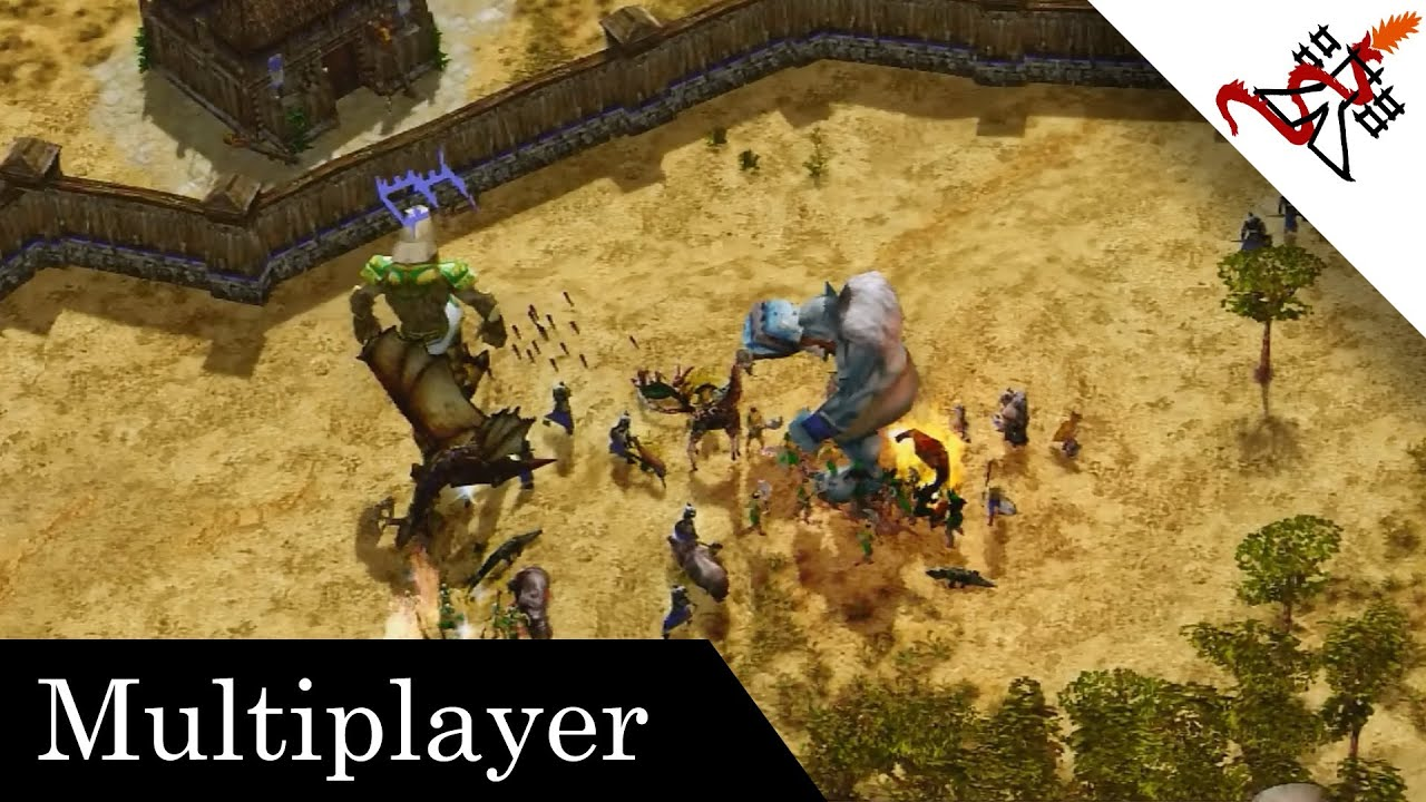 Age Of Mythology Extended Edition 2vs2vs2vs2 Conquest