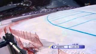Accidentes y Caídas en Esquí Alpino