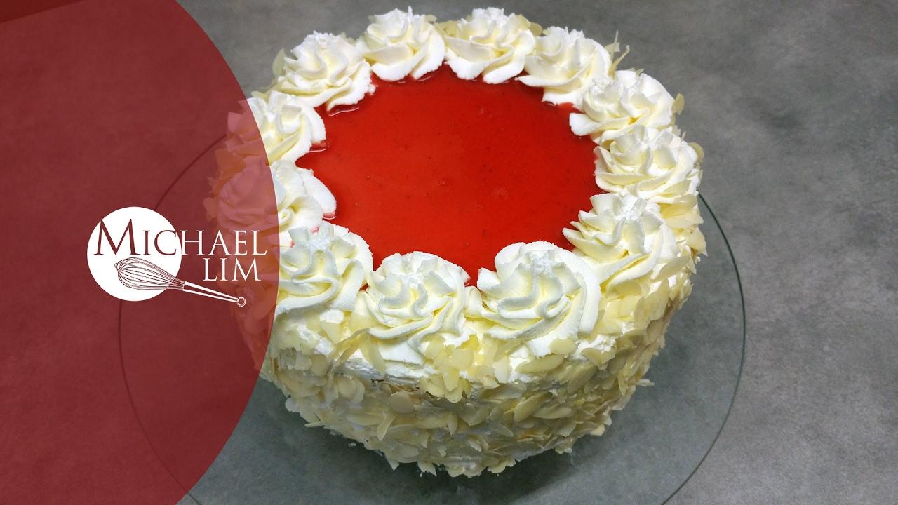Simple Birthday Cake Youtube