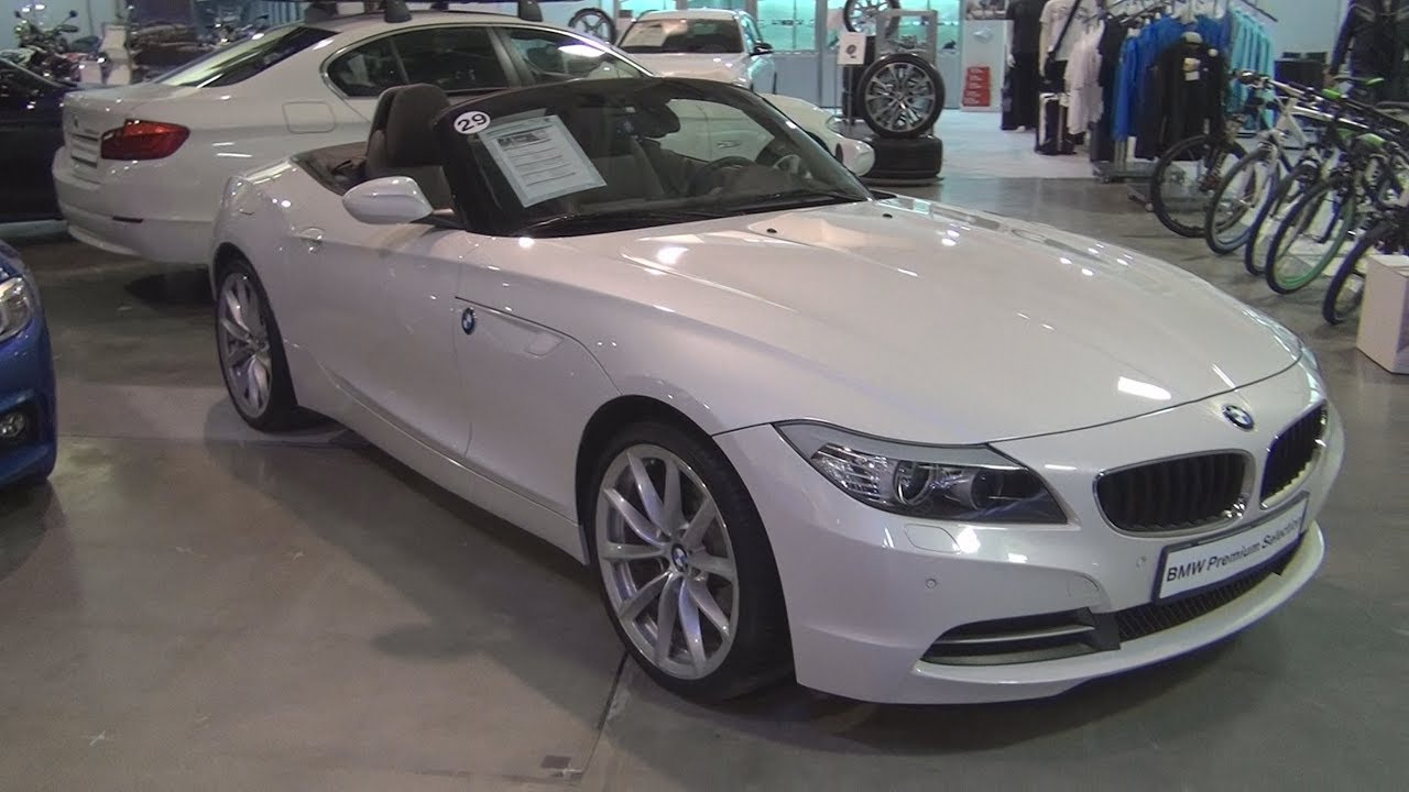 Bmw Z4 Sdrive20i 2012 Exterior And Interior Youtube