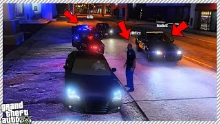 Funny Online Role-Play Moments *Kicked From Server* (GTA 5 Custom Online Role-Play Servers)