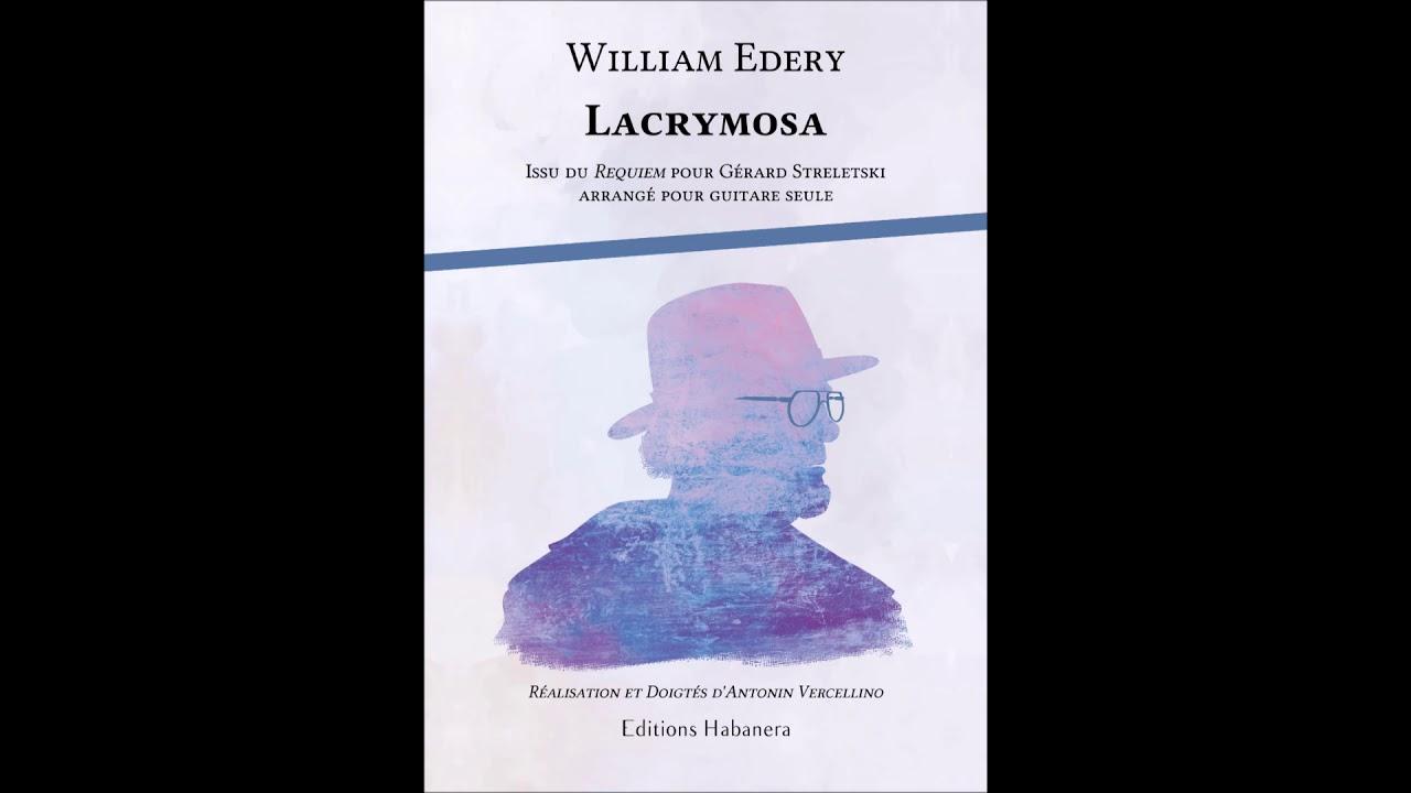 Lacrymosa - William Edery