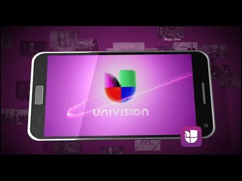 Disfruta de tus videos favoritos en la App de Univision