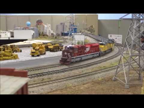 Texas Northern Model Railroad Club - 5/20/2017