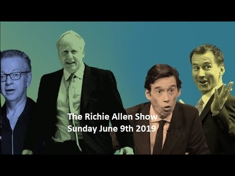 Sunday View On richieallen.co.uk For Sunday June 9th 2019