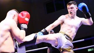 Rafał Marzewski (Fight Academy Ostrołęka) - Marcin Majewski (Academia Gorila Ostrów Mazowiecka)