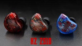 [Cowcot TV] Présentation casque KZ ZS 10