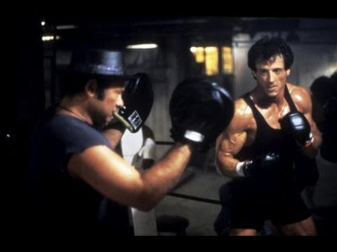 Rocky III Training Montage | 720p HD