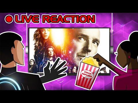 Agents of S.H.I.E.L.D Season 5 Premiere :: JEDI REACTS! LIVE
