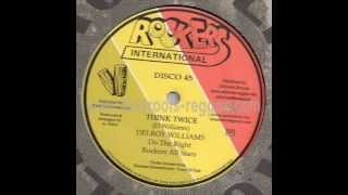 Delroy Williams - Think Twice (Extented) / Babylon Boy (Extented)