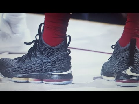 Is LeBron James Shoes The Reason He Keeps Hurting His Ankle?