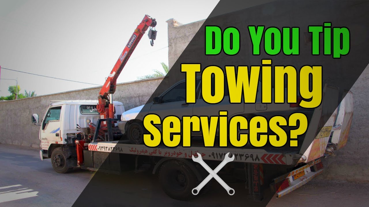 Do You Tip Tow Truck Drivers >> Do You Tip Towing Services Do You Tip Tow Truck Drivers Answered