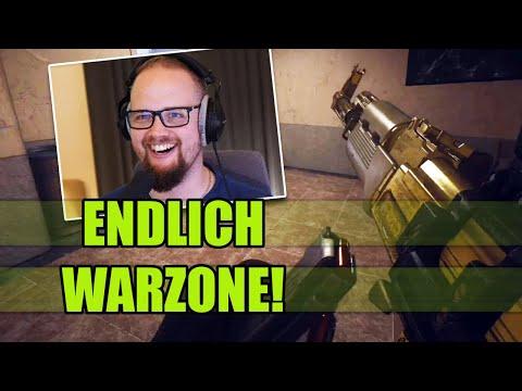 ENDLICH IST ES DA! - Warzone (COD BR) #01 | Ranzratte