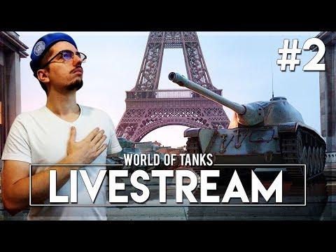 World of Tanks   La plutoane cu abonatii #2 [9k dmg + deschidem cutii]