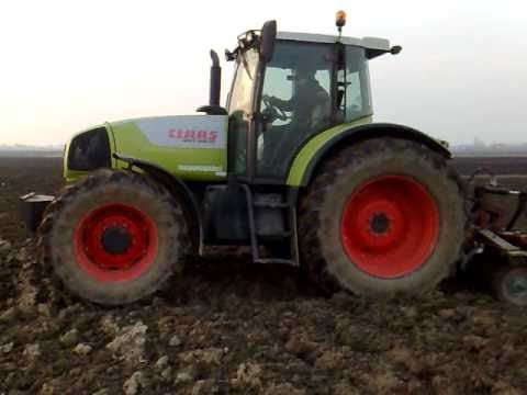 Claas ares 826 in estirpatura