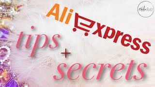 HOW TO SHOP ON ALIEXPRESS | Shopping tips & SECRETS