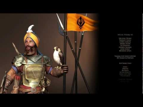 Guru Gobind Singh ji Weapons Shri Guru Gobind Singh Eng