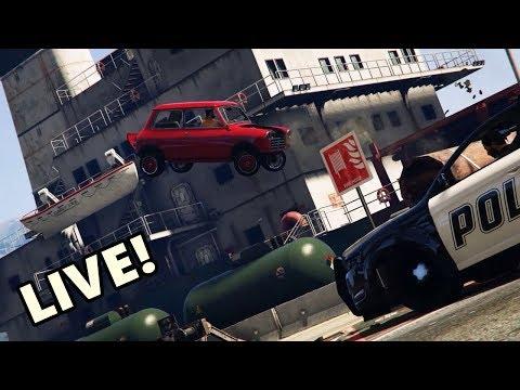 LIVE! UPDATE NOU PE GTA 5 ONLINE! #ROADTO800SUBS