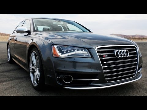 The One With The 2013 Audi S8! - World
