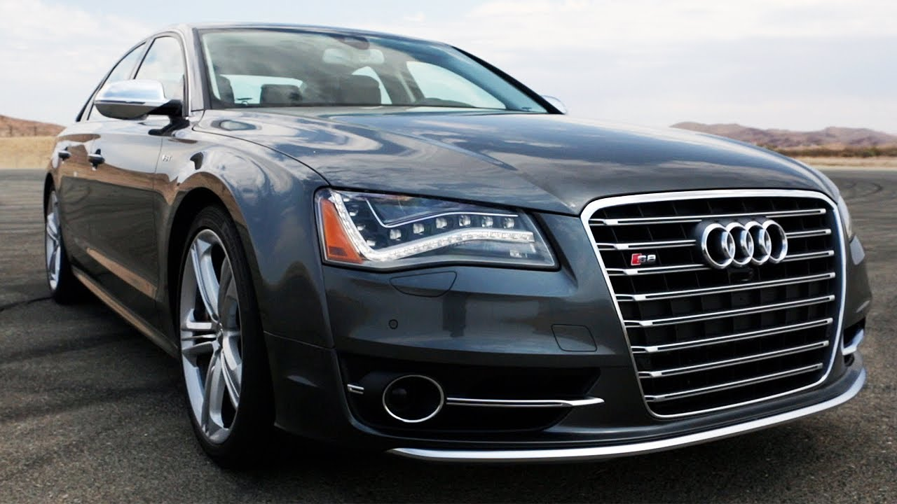 The One With The 2013 Audi S8 World 39 S Fastest Car Show