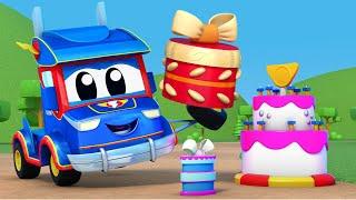 Малыши Машинки -  Ищем подарок на день рождения! - Обучающие мультфильмы Автомобильного Города