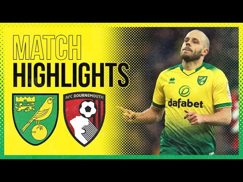 HIGHLIGHTS | Norwich City 1-0 AFC Bournemouth | Double Red Card and Teemu Pukki Penalty!