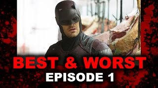 Daredevil Season 2 Episode 1 Review aka Reaction - Bang